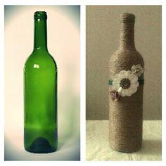 DIY Wine Bottle 6/26/13