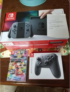 I won a Switch prize package from Pepsi!