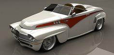 1956 Volvo Custom Roadster