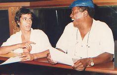 Zeca Pagodinho e Wilson Moreira