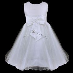 Dresses Size 8 for Girls Tulle Dress, Wedding Bridesmaids, Formal Dresses, Wedding Dresses, Communion, Pageant, Flower Girl Dresses, Ivory, Shopping