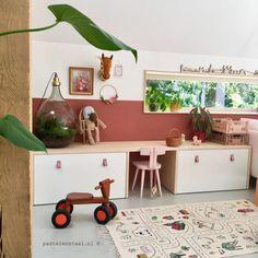 Le plus récent Ikea Hack Stuva Kindermöbel DIY . Ikea Hack Stuva, Nordli Ikea, Ikea Bed Hack, Ikea Hack Kids, Diy Kids Furniture, Playroom Furniture, Furniture Design, Mobile Home Makeovers, Toddler Table