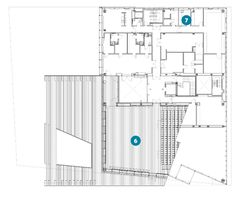 Institute of Contemporary Art, Boston by Diller Scofidio & Renfro Institute Of Contemporary Art, Concert Hall, Theater, Boston, Arch, Floor Plans, Diagram, Culture, How To Plan