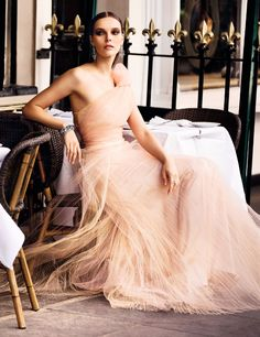 Glamour gowns: Carlos Miele couture ~ photo by Dan Smith.