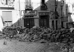 Toledo, 20-21 septiembre de 1936. Autor: Vincent Doherty.