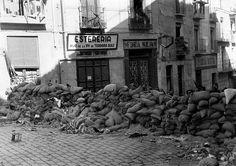 Grandes Batallas de la historia , La Defensa del Alcázar de Toledo . España se ha roto, se avecinan malos tiempos para el país, el general...