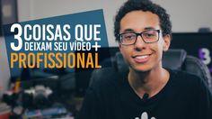 Dentre tantas coisas diferentes que podemos fazer enquanto editamos, existem 3 ações que podem deixar nossos vídeos muito mais profissionais e dar outra cara...