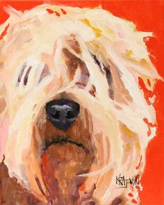 Wheaten art