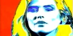 Tech Time Warp of the Week: Watch Andy Warhol Paint Debbie Harry on an Amiga 1000 Computer