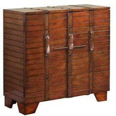 BRITISH COLONIAL WEST INDIES OLD WORLD STYLE DECOR FURNITURE CABINET ...