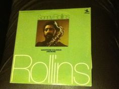 Sonny Rollins, Saxophone Colossus  2LP's You Blow Sonny!