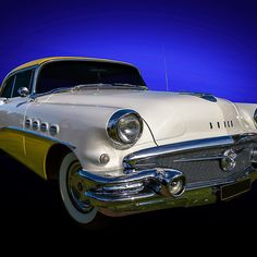 1956 Buick fine art prints for sale
