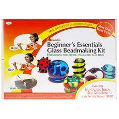 Beginner's Glass Beadmaking Kit