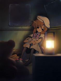 Tags: Anime, Higurashi no Naku Koro ni, Ryuuguu Rena, Scan, 07th Expansion