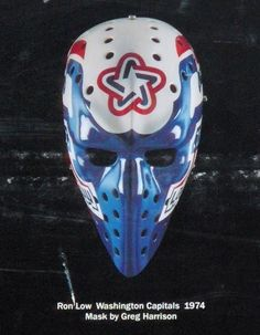 I was digging through the closet again and noticed a lot of mask stuff that hadn't received a lot of appreciation recently. Hockey Helmet, Hockey Goalie, Ice Hockey, Nhl, Hockey Room, Goalie Mask, Masked Man, Masks Art, Washington Capitals