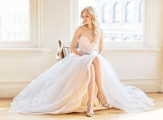 Blush by Hayley Paige Wedding Dress Collection