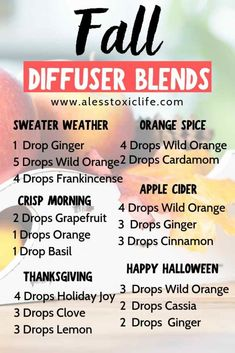 Many Drops Of Essential Oils Should You Use In Your Diffuser? How Many Drops Of Essential Oils Should You Use In Your Diffuser? -How Many Drops Of Essential Oils Should You Use In Your Diffuser? Fall Essential Oils, Essential Oil Diffuser Blends, Essential Oil Uses, Young Living Essential Oils, Essential Oil Combinations, Diffuser Recipes, Aromatherapy Oils, Aromatherapy Recipes, Back To Nature