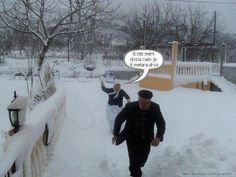 ahhh Bosnian humor