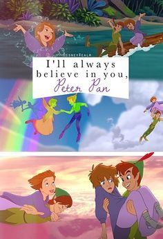 Peter Pan return to neverland. This is my edit, and it was reposted by nonstop disney :D I feel so honoured! Follow me on Instagram at @Disney Realm