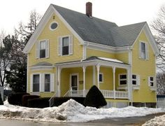 Yellow House Paint And Yellow Home Paint Job Yellow House Paint And Yellow  Color House Exterior Paint Schemes Ideas