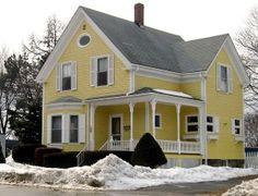 Choosing House Paint Color Combinations | House paint color ...