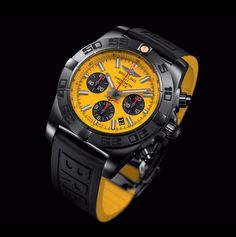 Breitling - Chronomat 44 Blacksteel Special Edition | Time and Watches