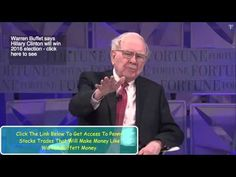 Warren Buffett On Investment Strategy How To Become A Millionaire - YouTube