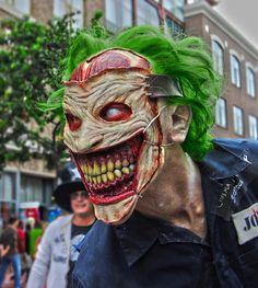 New 52 Joker Cosplay by LeeJoyner