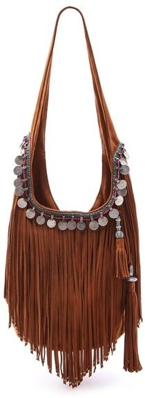 Simone Camille (she makes the greatest bags) Fringe Bucket Bag on shopstyle.com