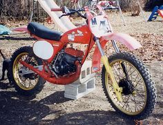 Mugen Honda Dirt Bikes - Honda Forum : Honda and Acura Car Forums