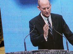 President Ted Wilson