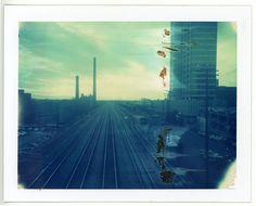 Train yard in Birmingham, AL