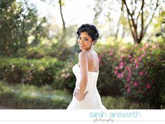 houston wedding photographer   victoria's mercer arboretum bridals » Sarah Ainsworth Photography