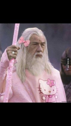 You shall not pink