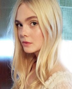 "fhawne: ""elle fanning (taken from instagram) """