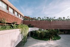 Architecture firm OMA has designed the luxury resort Potato Head Studios in Bali around a plaza that is open to the public. Rem Koolhaas, Facade Design, Architecture Design, Public Architecture, Amazing Architecture, Spas, Resort Em Bali, Bali Indonesia Hotels, Australia Occidental