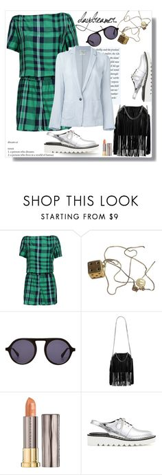 """""""GIUSY"""" by livelfashion ❤ liked on Polyvore featuring STELLA McCARTNEY, Urban Decay and Forte Forte"""