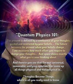 Physics 101, Quantum Physics, Quantum Consciousness, Collective Consciousness, Quantum World, Awakening Quotes, Spirit Science, Quantum Mechanics, Science Facts