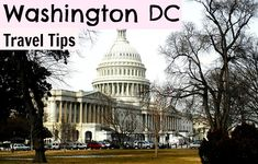 Insider Travel Tips - Things to do in Washington DC