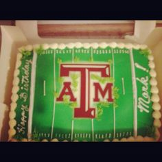 Aggie cake
