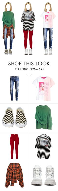 """my oc would wear that #26"" by anekochan on Polyvore featuring Vans, Paul Smith, M.Y.O.B., Vivienne Westwood Anglomania and Dr. Martens"