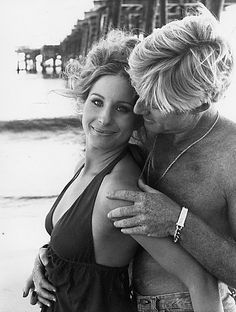 Robert Redford and Barbra Streisand, The Way We Were - 1973