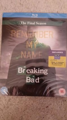 Breaking bad - the #final season #(blu-ray, 2013, #2-disc set),  View more on the LINK: http://www.zeppy.io/product/gb/2/142267935648/