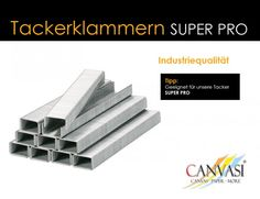 20000 Tackerklammern - SUPER PRO Belt Grinder, Tacker, Circular Saw Blades, Super, Wedges, Canvas Frame, Photo Illustration