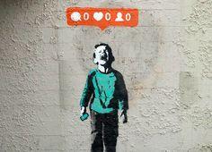 Banksy #social