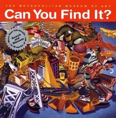 Amazon.com: Can You Find It?: Search and Discover More Than 150 Details in 19 Works of Art: Judith Cressy: Books