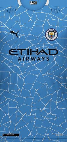 Football Kits, Football Jerseys, Man City New Kit, Premier League, Manchester City Wallpaper, Iron Man Wallpaper, Soccer Skills, Barcelona Soccer, Football Wallpaper