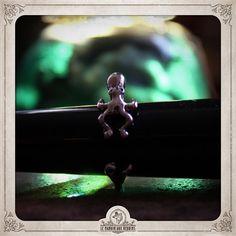 Bague PIEUVRE POULPE OCTOPUS ring retro steampunk lovecraft victorian bijou jewel — Le Manoir aux Requins