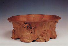 Antique bonsai dish  - The Treasures of Mr I. C. Su (1)