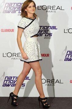 Fashion-Zauber: Emma Watsons Red-Carpet-Styles